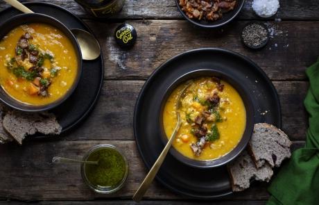 kumara-bacon-soup